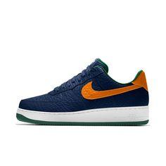 Nike Air Force 1 Low Premium iD (Utah Jazz) Men's Shoe Size 11.5 (Blue)