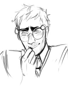Scanlan Shorthalt's Number One Fan — Percy 2C (i need happy blushing percy in my life...