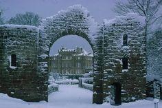 Culzean Castle.