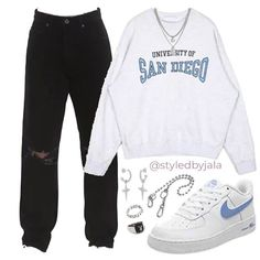 Source by clothes fashion chic Skater Girl Outfits, Teen Fashion Outfits, Retro Outfits, Look Fashion, Outfits For Teens, Vintage Outfits, Cute Comfy Outfits, Stylish Outfits, Cool Outfits
