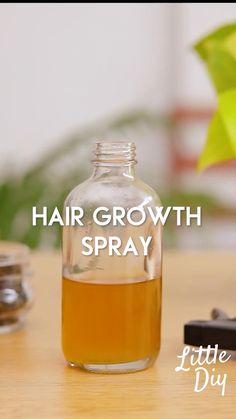 Natural Hair Growth Tips, Natural Hair Care, Natural Hair Styles, Diy Hair Growth Oil, Diy Hair Oil, Diy Hair Treatment, Natural Hair Treatments, Overnight Hair Growth, Hair Growing Tips