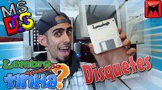 Jogos em Disquetes para MS DOS, Lembra quando tinha?