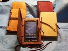 iWax Tablets- disguise your smartphone as a medieval wax tablet for note-taking and accounts.  I MUST get one of these!!