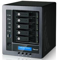 5-дисковый сетевой накопитель N5810 - Железо, расходники и комплектующие - Игры, мультимедиа, IT и интернет - Каталог статей - Game-Empire.pro