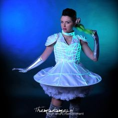 Amazing led light up ballet dance costume, Led Costume, Dance Costumes, Laser Show, Stage Show, Lets Dance, Light Up, Ballet Dance, Dj, Dancer