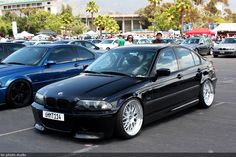 bmw e46 sedan m3 hood look - Google Search