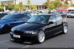 bmw e46 sedan m3 hood look - Google Search