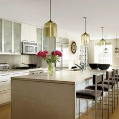 19 Family-Friendly Kitchen Design Ideas Photos | Architectural Digest