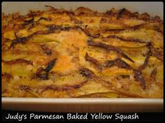 I just love yellow summer squash (the soft-skinned crookneck variety) and have cooked it a ton of different ways over the years. But honestly, this recipe is by far the best way I've ever eaten it...