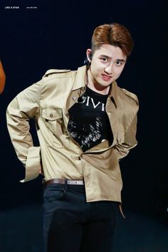 D.O - 170708 SMTown Live World Tour VI in Seoul  Credit: Like A Star.