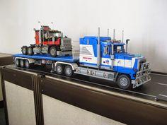 "Mack TITAN ""Road Train"" a 5571"