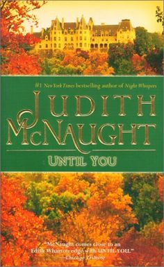 I wanted to read another Judith McNaught book because I enjoyed the first so well. I was having a hard time getting through this one. I gave up 30% through. I might go back to it and finish it one of these days, but I was having a hard time getting into it and not feeling the chemistry between the two mains at all. Normally with a romance novel I'd be really into it already by 30%.