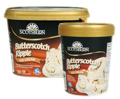#scotsburn #icecream #butterscotchripple