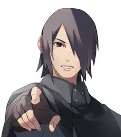 Resultado de imagem para sasuke adulto