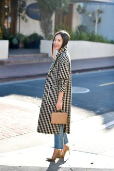 fall coats for women casual Summer Holiday Outfits, Fall Outfits, Holiday Clothes, Casual Chic, Coats For Women, Jackets For Women, Looks Style, My Style, Style Blog
