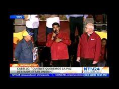 """""""No será este grupo de fascistas los que van a poner en peligro la revolución   Stan Up comedy criollo"""