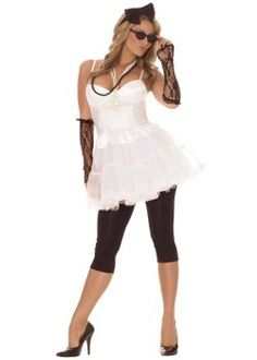 80s Madonna Rock Star Costume (more details at Adults-Halloween-Costume.com) #Madonna #halloween #costumes