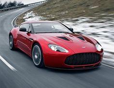 Aston Martin V12 Zagato... Sexy Beast!