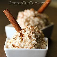 You will get hooked on this stovetop Cinnamon Rice Pudding!