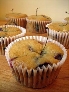 Vanilla Cherry Vegan Cupcakes