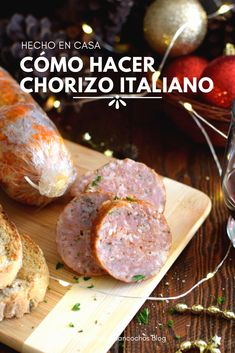 Mi Recipe, Charcuterie Recipes, Healthy Style, Sausage Recipes, Sin Gluten, Tapas, Food And Drink, Yummy Food, Healthy Recipes