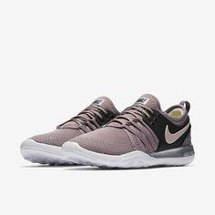 Nike Free TR7 Chrome Blush Women's Training Shoe Size 15 (Pink)