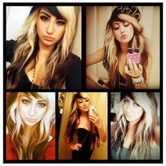 Allison Green Hair
