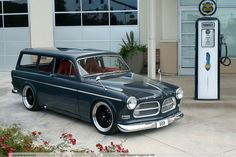 Volvo Amazon Custom