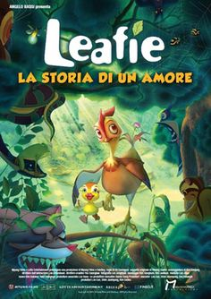 Into The Wild Streaming : streaming, Leafie,, Storia, Amore, Animation, Film,, Animated, Movies,