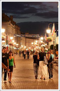 Rzeszów, Poland My home city ;-)