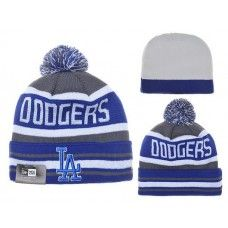 MLB Losangels Dodgers New Era Beanies Knit Hats 071 Cheap Beanies 806022640c1