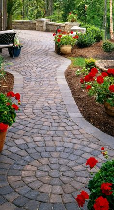 Cambridge Cobble collection has more of a tailored architectural look and provides the elegant European design to your home.