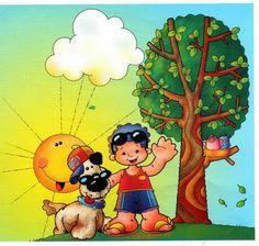 ¡Las estaciones del año!: Por fin Verano!!!!