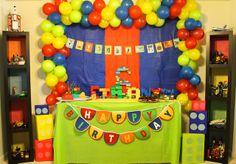 Ethan the Lego Maniac's 6th Birthday | CatchMyParty.com
