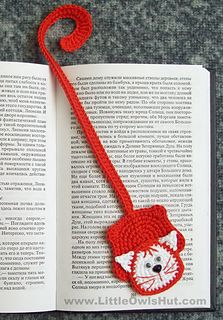 Cat and Mouse Bookmarks Amigurumi Ravelry by LittleOwlsHut