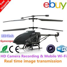RC Helicopter Drone with Camera  For more information about phantom drones and other types of drones, check our site