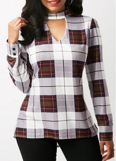 YUNY Men Warm Plaid Suede Thickening Leisure Button Down Shirt 3 S
