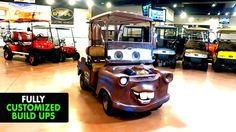 3-custom-golf-carts Golf Cart Parts, Custom Golf Carts, Outside Games, Games W, Sick, Guys, Outdoor Play, Men