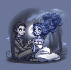 Little Corpse Bride by daekazu on deviantART
