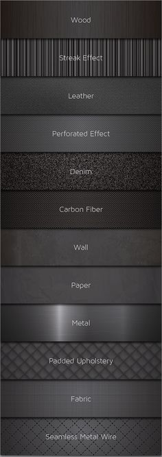 Black Pack 12 Vector Textures