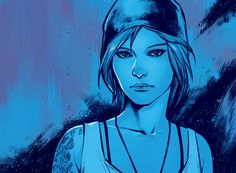 Sketch of Chloe Price for I don't use my Deviantart account anymore, please check out my new works on my tumblr, facebook or artstation:  tumblr: kate-n-bd.tumblr.com  facebook: web.faceb...