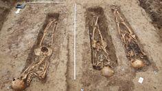 Noticias Actuales: En Alemania Encuentran esqueletos de unos 200 sold...