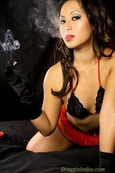 Smoking erotica com