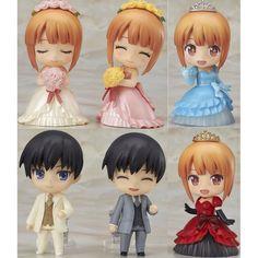 Nendoroid More Decorative Parts for Nendoroid Figures Dress-Up Wedding ( Good Smile Company )