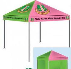 AKA tailgating tent