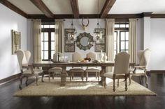 Charmant Classic Academy Rect Dining Table   Decorium