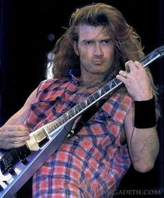 dave mustaine 90s - Google Search