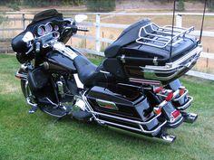 Harley ultra classic..