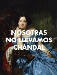 Federico de Madrazo - Doña Amalia de Llano y Dotres, Condesa de Vilches (1853) // Rusos Blancos - Supermodelo (2011)
