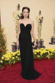 Angelina Jolie best dresses